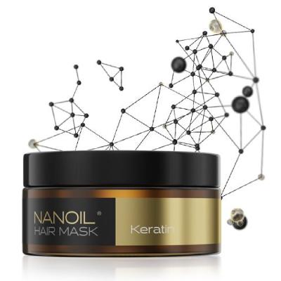 Nanoil, Keratin Hair Mask